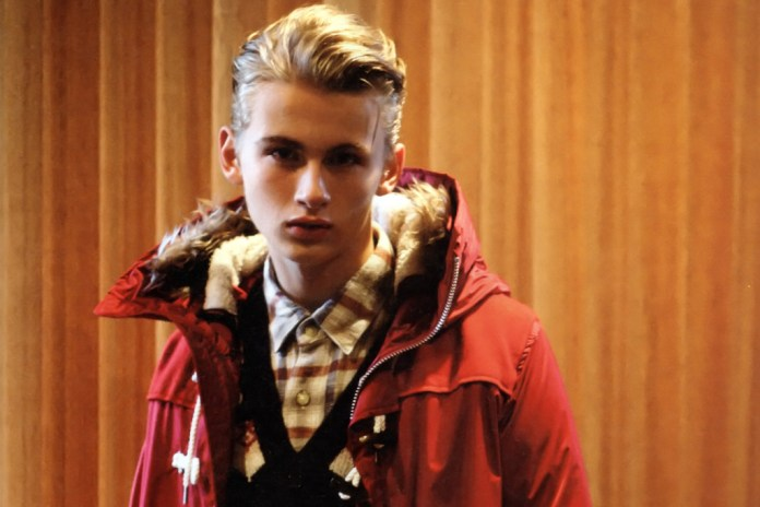 "GRIND Magazine: WHIZ 2011 Fall/Winter ""WILDERNESS"" Editorial"