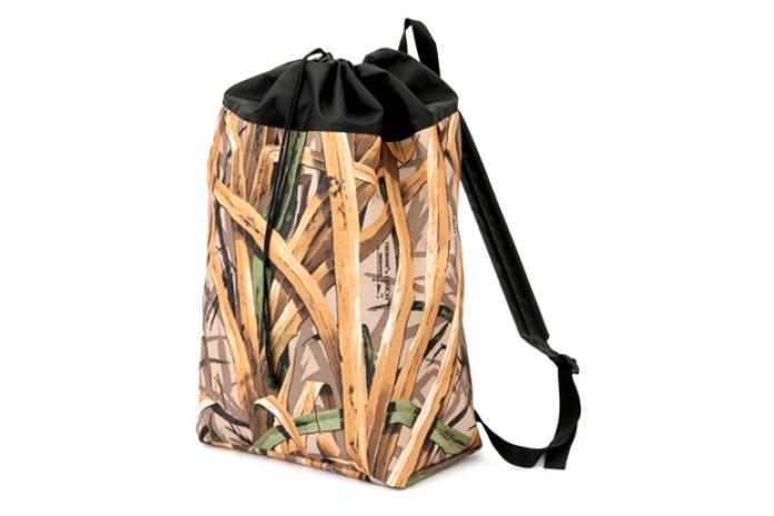 HECTIC Tree Camo Backpack