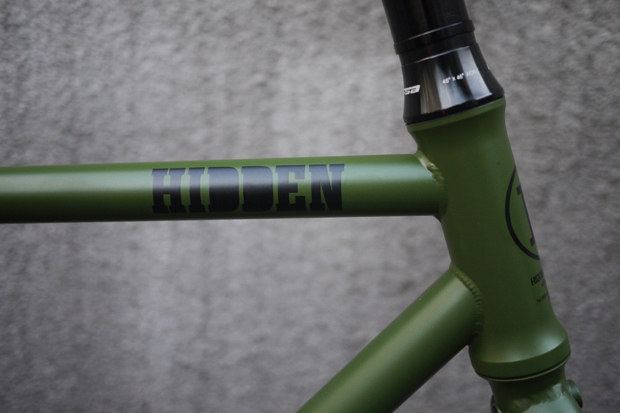 "Hidden Champion x ARESBYKES ""FOLK"" Fixed Gear Bike"