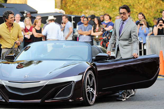 Honda NSX to Return?