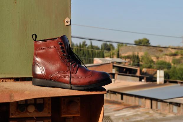 Hudson 2011 Fall/Winter Wright Bordo Boot