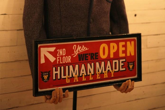 HUMAN MADE Gallery & Store Taipei Opening