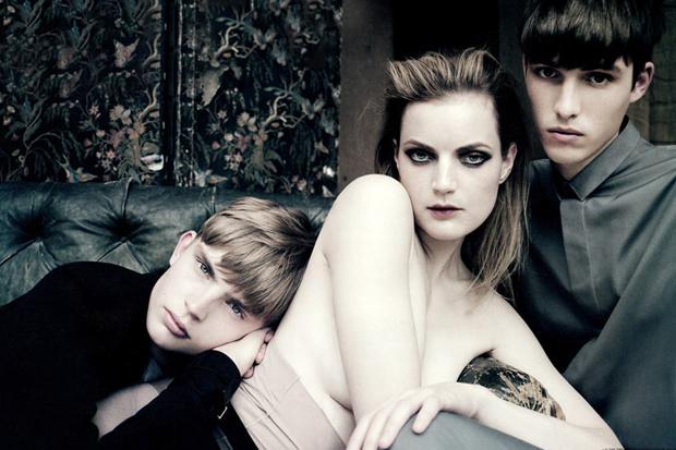 i-D Magazine: Dior Homme 2012 Spring/Summer Editorial
