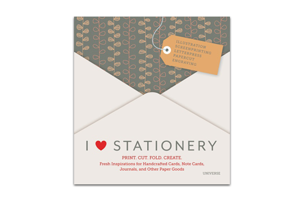 I Heart Stationery: Print. Cut. Fold. Create. Book