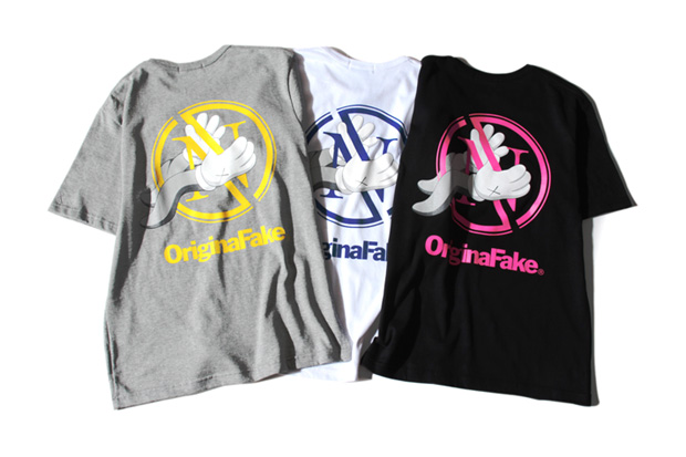 INVINCIBLE x OriginalFake 2011 Capsule Collection
