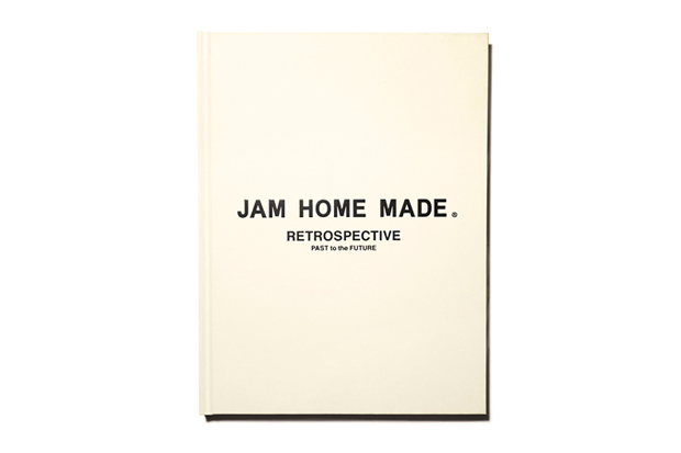 jam home made retrospective past to the future book