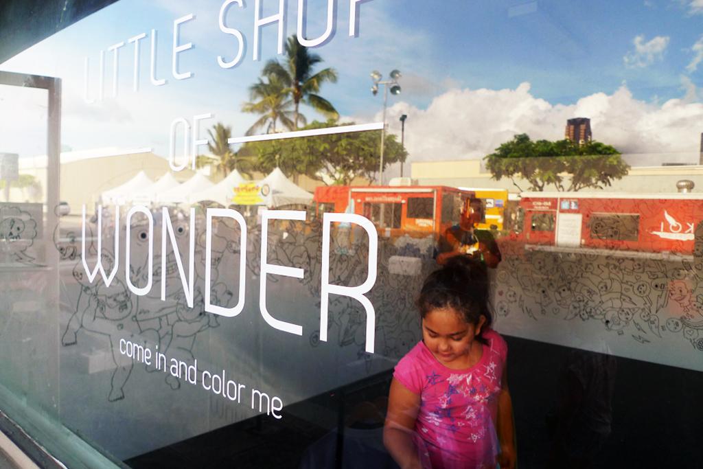 "Jasper Wong ""My Little Shop of Wonder"" Exhibition @ Loft in Space Recap"