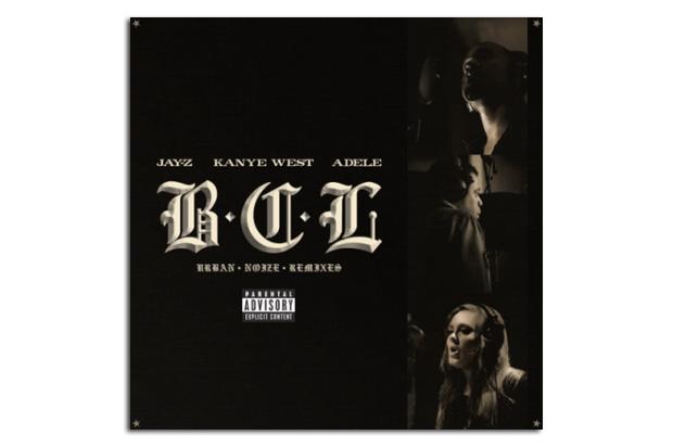 Jay-Z, Kanye West & Adele - Brooklyn. Chicago. London. (The Urban Noize Remixes)