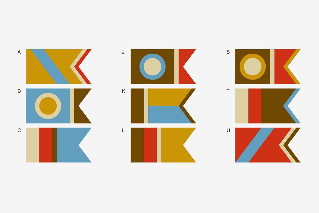 "Jeff Canham x The Standard Hotel ""A Graphic Alphabet"""