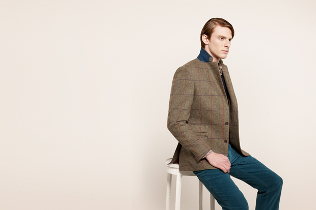 Joe Casely-Hayford for John Lewis 2011 Fall/Winter Collection