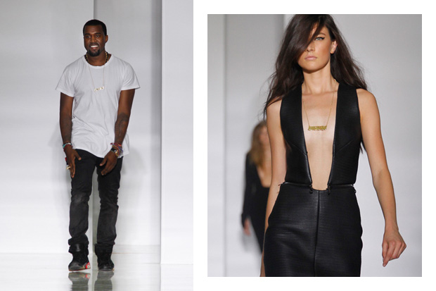 Dw by Kanye West 2012 Spring/Summer Collection