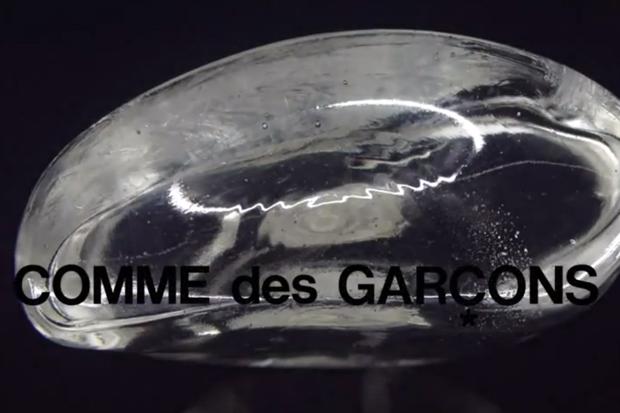 Katerina Jebb for COMME des GARCONS Parfum Video