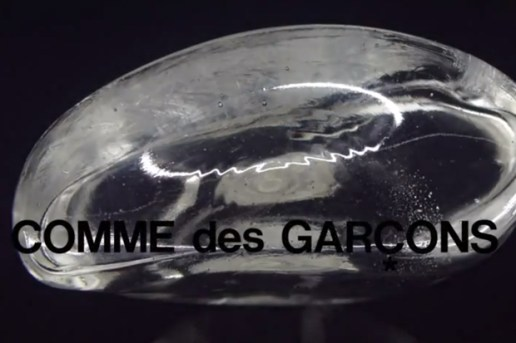Katerina Jebb for COMME des GARCONS Parfum Video