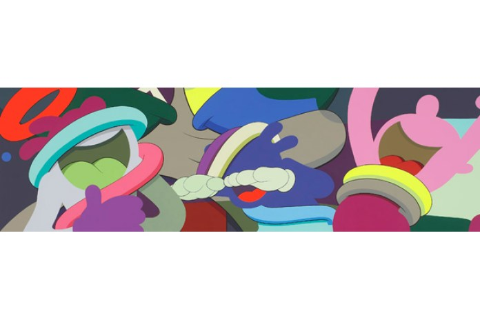 """KAWS """"Down Time"""" Exhibition @ High Museum of Art"""