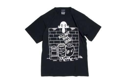 Kevin Lyons x Eric Elms x Beams T T-Shirt