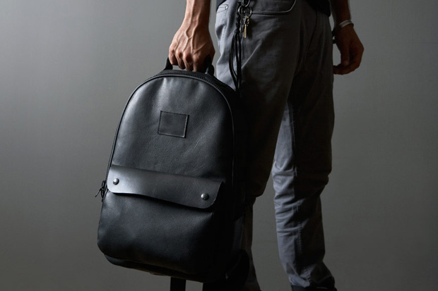 KILLSPENCER Classic Leather Utility Backpack