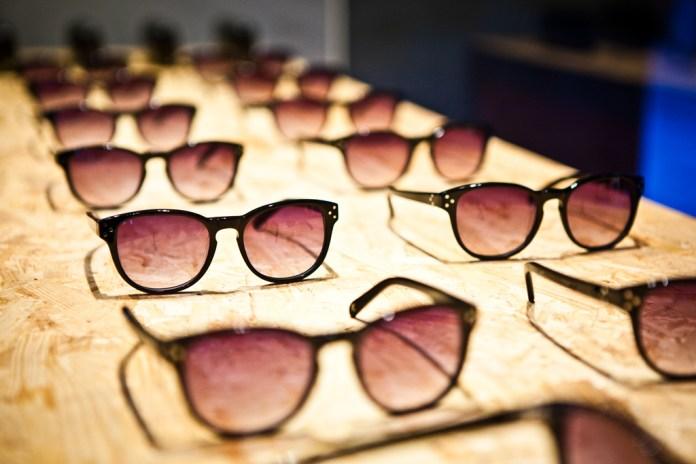 Kitsune x CLOT Sunglasses