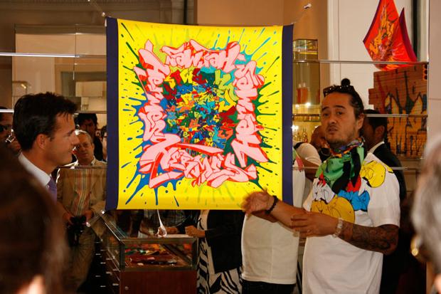 Kongo for Hermès Event Recap
