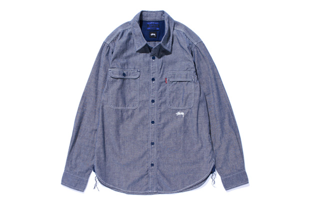 """Stussy x Levi's """"Blue Sundries"""" Capsule Collection"""