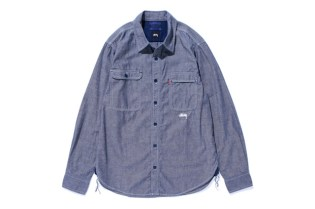 "Stussy x Levi's ""Blue Sundries"" Capsule Collection"
