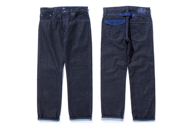 stussy x levis blue sundries capsule collection