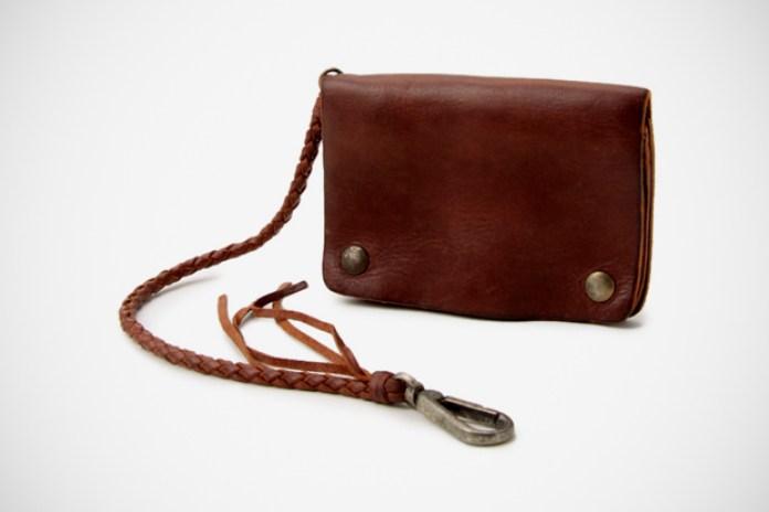 Levi's Vintage Clothing Worker Wallet