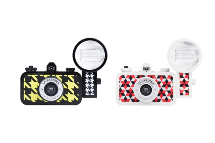 Lomography La Sardina Pattern Edition