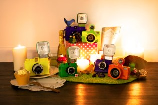 """Lomography Monochrome """"Mid-night Delight"""" Collection"""