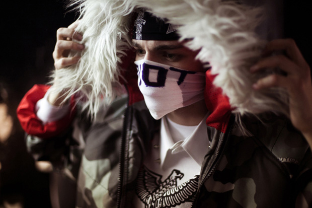 long clothing x boy london exhibition recap