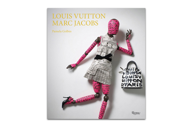 Louis Vuitton & Marc Jacobs Book by Pamela Golbin