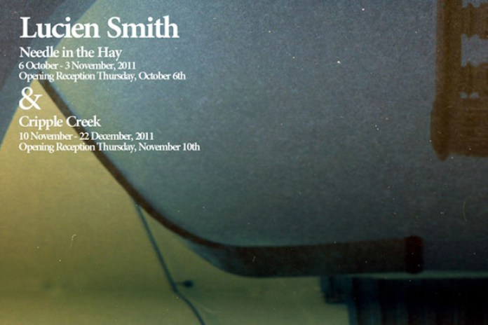 "Lucien Smith ""Needle in the Hay"" Exhibition @ Ritter/Zamet"