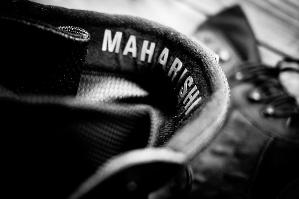 Maharishi x Palladium Tactical Boots