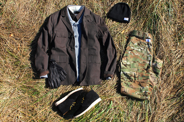 "Maiden Noir 2011 Fall/Winter ""Into the Wild"" Collection"