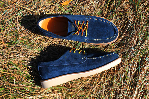 maiden noir fircrest moccasin navy