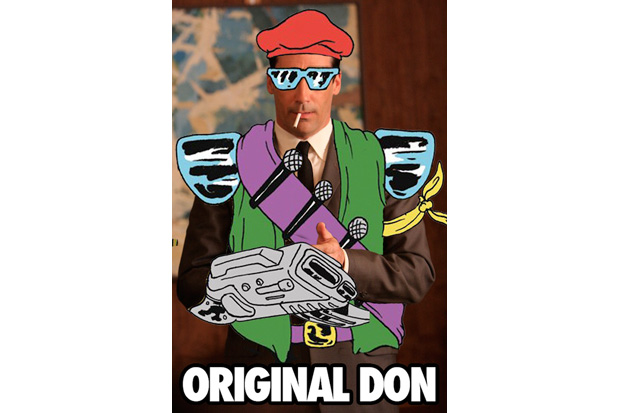 Major Lazer - Original Don