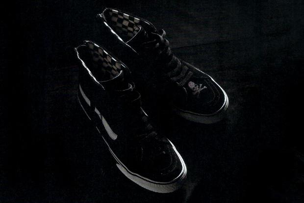 mastermind JAPAN x Vans Sk8-Hi Preview