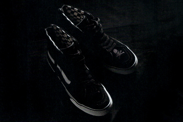 mastermind JAPAN x Vans Sk8-Hi Preview