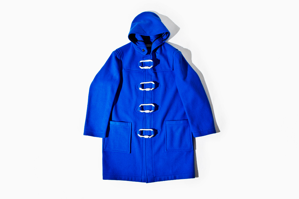matthew miller 2011 fallwinter fisherman jacket