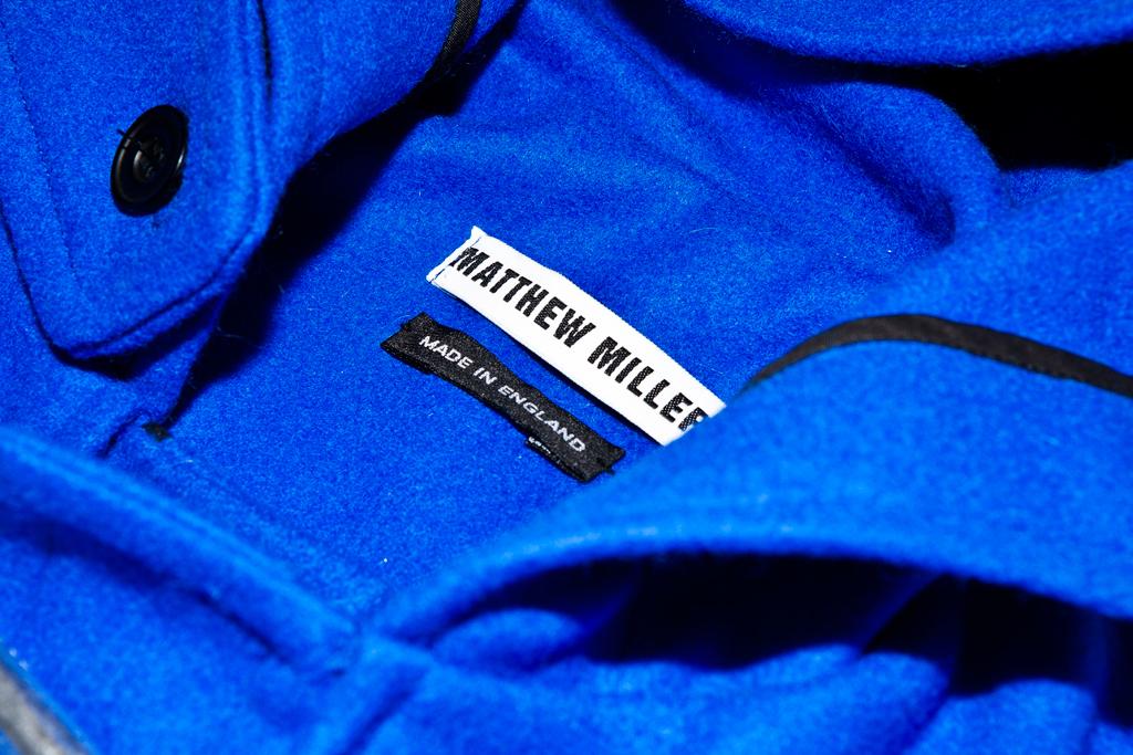 Matthew Miller 2011 Fall/Winter Fisherman Jacket