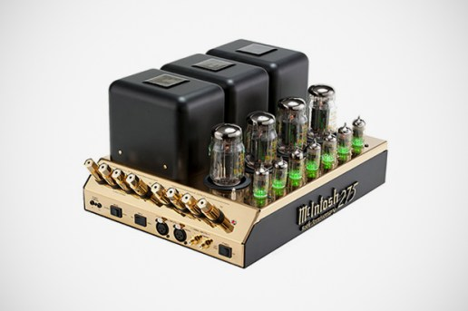 McIntosh MC275 50th Anniversary Tube Amplifier