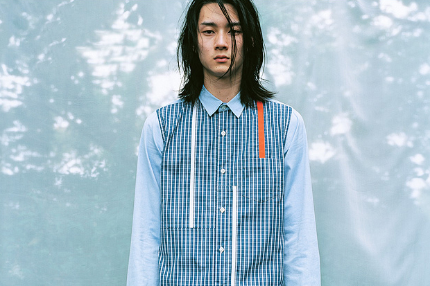 MEN'S NON-NO 2011 Fall/Winter Collaboration Items