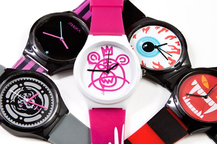 Mishka 2011 Fall Watch Collection