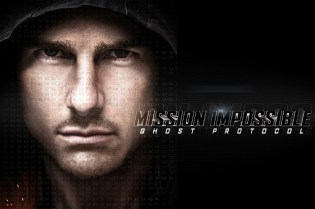 Mission Impossible 4: Ghost Protocol Trailer #2