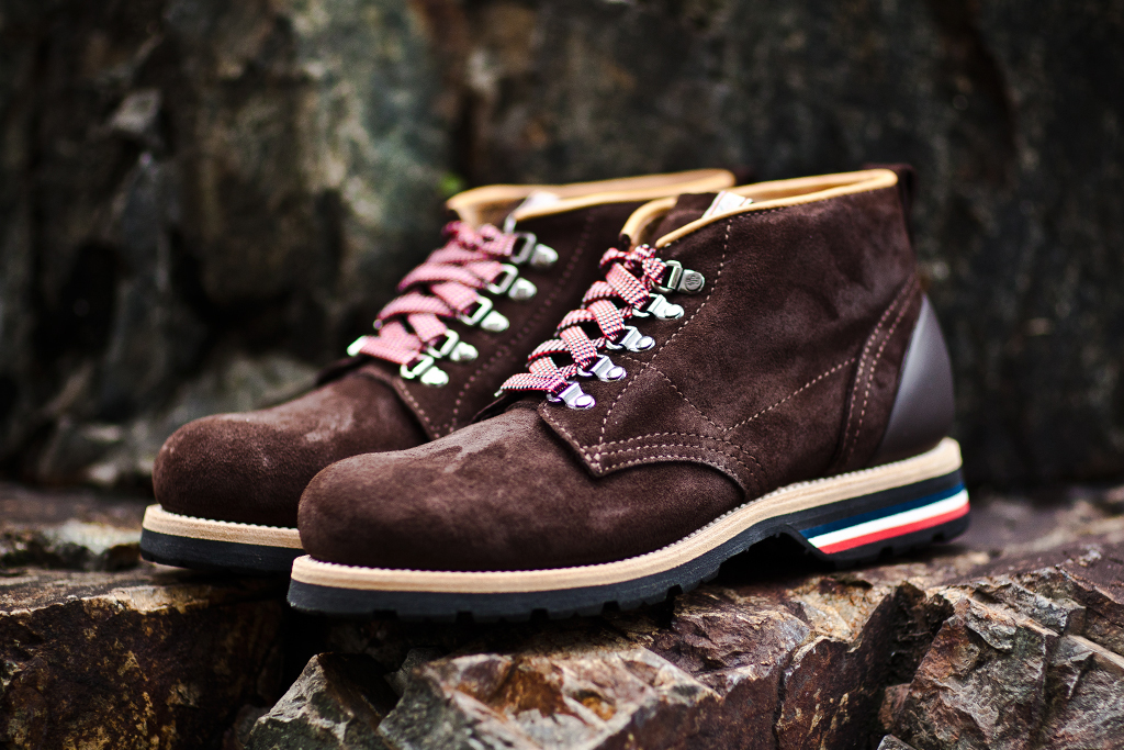 Moncler 2011 Fall/Winter Suede Chukka Boot
