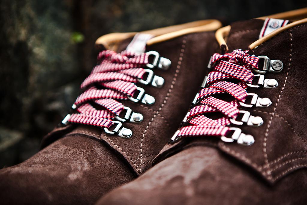 Moncler 2011 Fall/Winter Suede Chukka Boot
