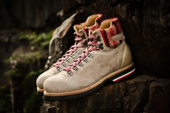Moncler 2011 Fall/Winter Suede Mountain Boot