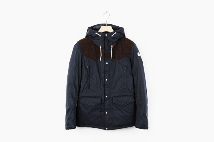 Moncler V Hooded Garther Jacket