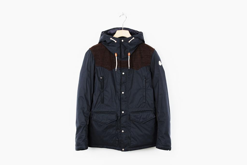 Moncler V Hooded Garther Jacket