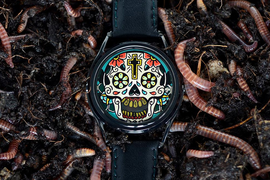 "Mr. Jones ""The Last Laugh"" Tattoo Special Edition Watch"