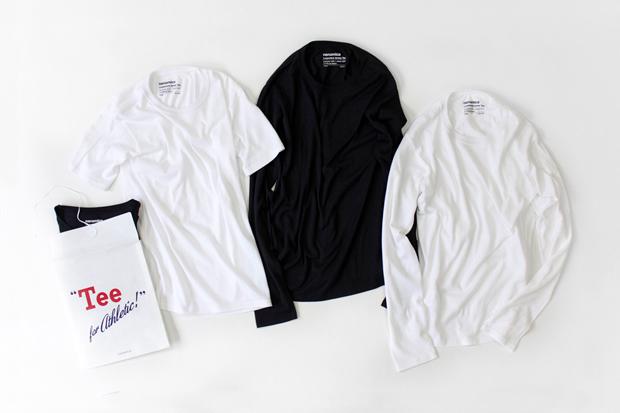 nanamica Loopwheel Jersey T-Shirts